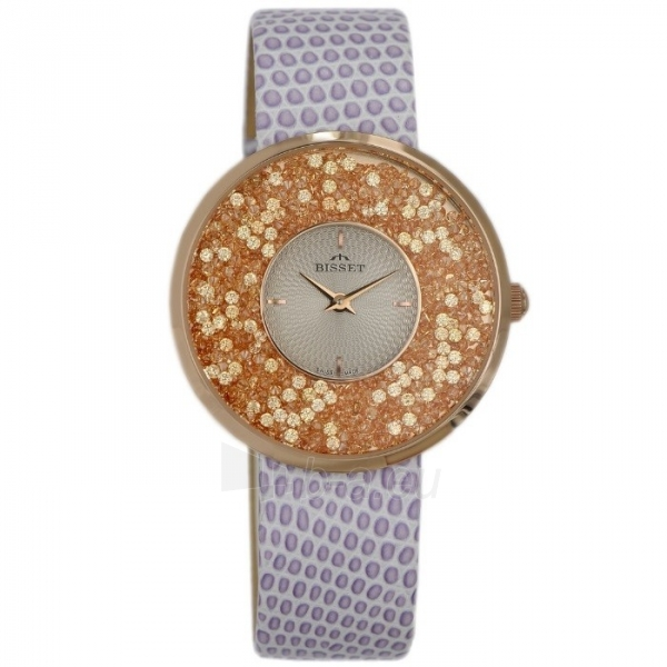 Moteriškas laikrodis BISSET BSAE04RIVX03BX Paveikslėlis 3 iš 3 30069506526