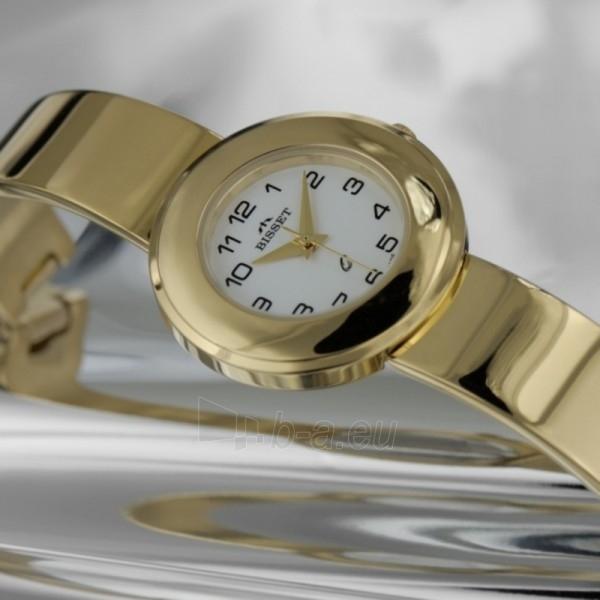 Moteriškas laikrodis BISSET BSB034GAWX03BX Paveikslėlis 1 iš 8 30069505680