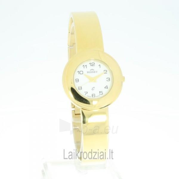 Moteriškas laikrodis BISSET BSB034GAWX03BX Paveikslėlis 2 iš 8 30069505680