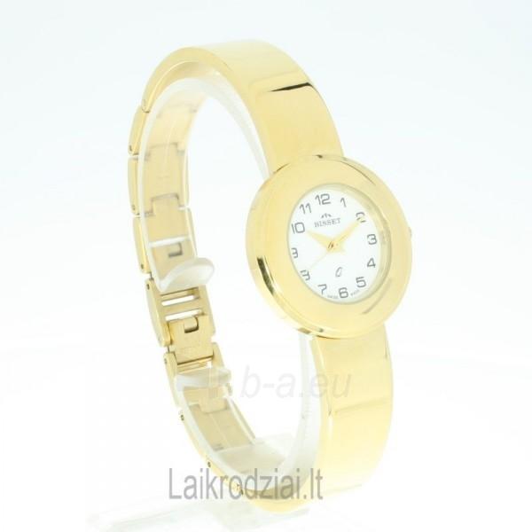 Moteriškas laikrodis BISSET BSB034GAWX03BX Paveikslėlis 3 iš 8 30069505680
