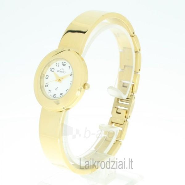 Moteriškas laikrodis BISSET BSB034GAWX03BX Paveikslėlis 7 iš 8 30069505680