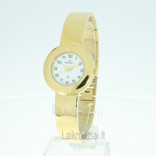 Moteriškas laikrodis BISSET BSB034GAWX03BX Paveikslėlis 8 iš 8 30069505680