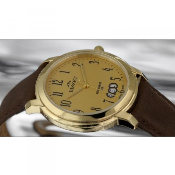 Moteriškas laikrodis BISSET BSCD59GAGX05BX Paveikslėlis 1 iš 9 30069505684