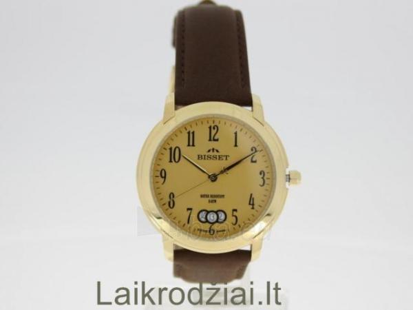 Moteriškas laikrodis BISSET BSCD59GAGX05BX Paveikslėlis 3 iš 9 30069505684