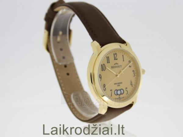 Moteriškas laikrodis BISSET BSCD59GAGX05BX Paveikslėlis 4 iš 9 30069505684