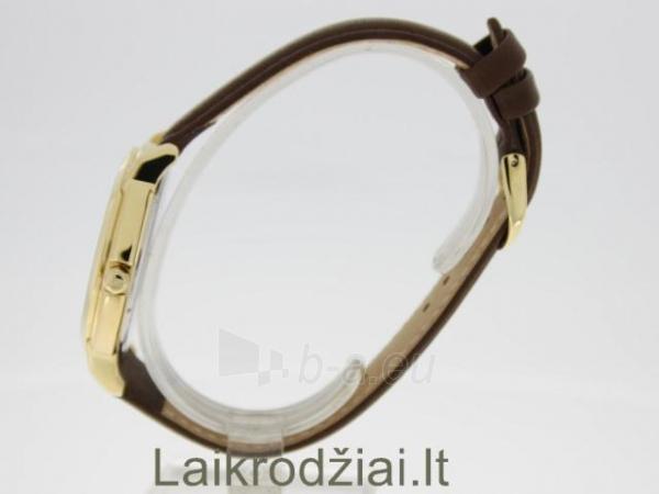 Moteriškas laikrodis BISSET BSCD59GAGX05BX Paveikslėlis 8 iš 9 30069505684