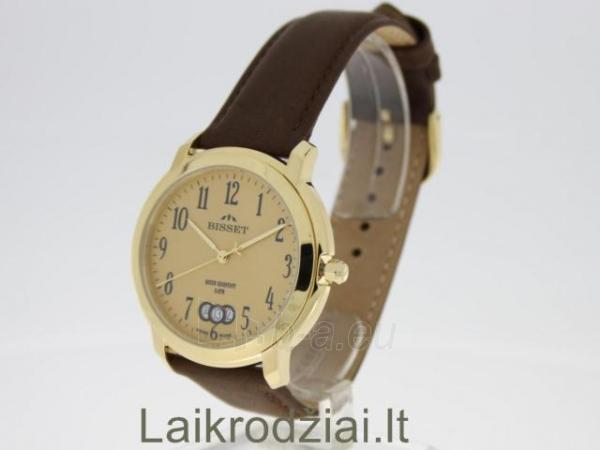 Moteriškas laikrodis BISSET BSCD59GAGX05BX Paveikslėlis 9 iš 9 30069505684