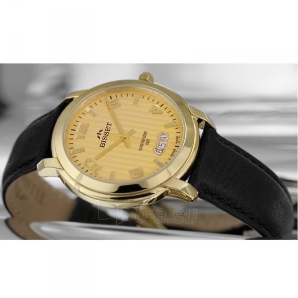 Moteriškas laikrodis BISSET BSCD59GMGX05BX Paveikslėlis 1 iš 2 30069505686