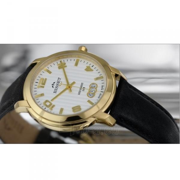Moteriškas laikrodis BISSET BSCD59GMSX05BX Paveikslėlis 1 iš 2 30069505687