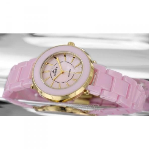 Moteriškas laikrodis BISSET BSPD68GIRX03BX Paveikslėlis 1 iš 2 30069505689