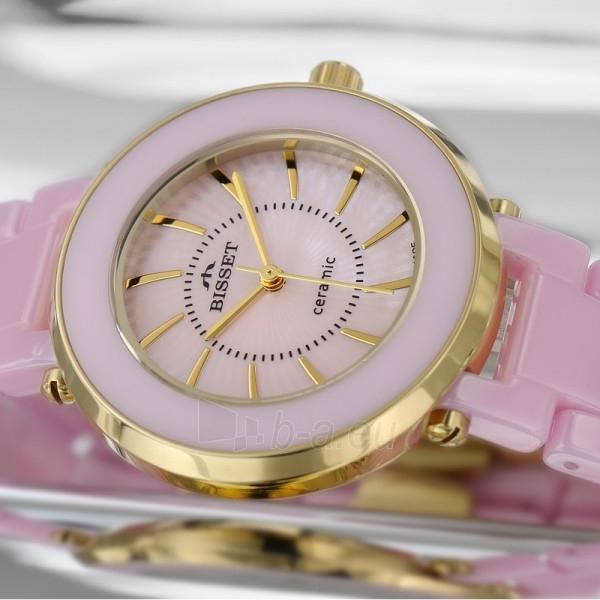 Moteriškas laikrodis BISSET BSPD68GIRX03BX Paveikslėlis 2 iš 2 30069505689