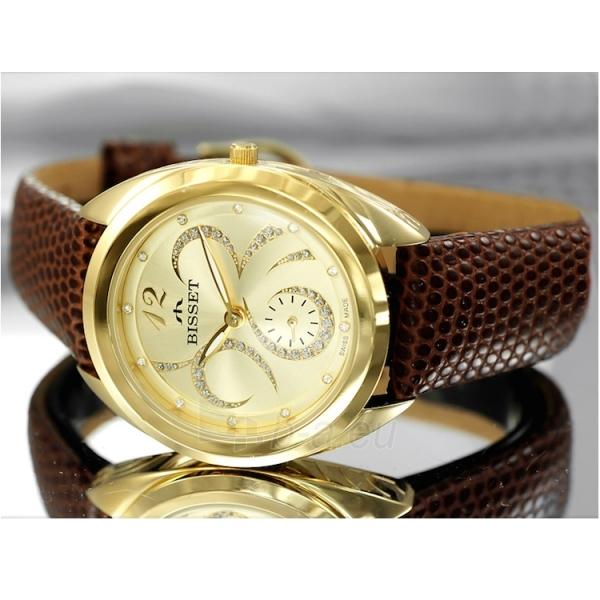 Women's watch BISSET Cecolino BSAD41GIGX03B1 Paveikslėlis 1 iš 9 30069505693