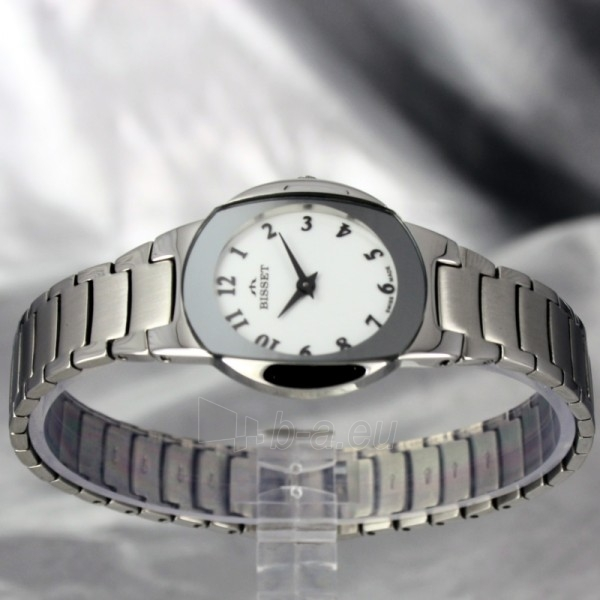 Women's watch BISSET Civitas BSBC97 LS WH Paveikslėlis 3 iš 7 30069505699