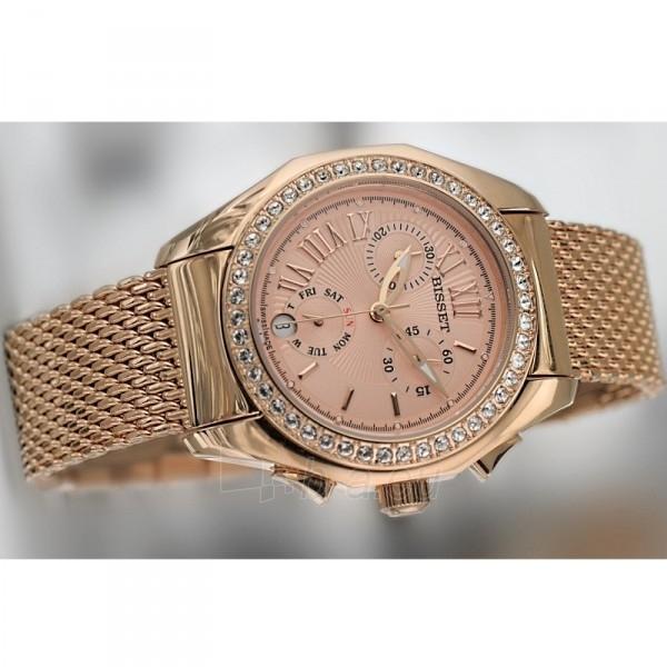 Moteriškas laikrodis BISSET Collar BSBD82RWRX05BX Paveikslėlis 1 iš 9 30069505703