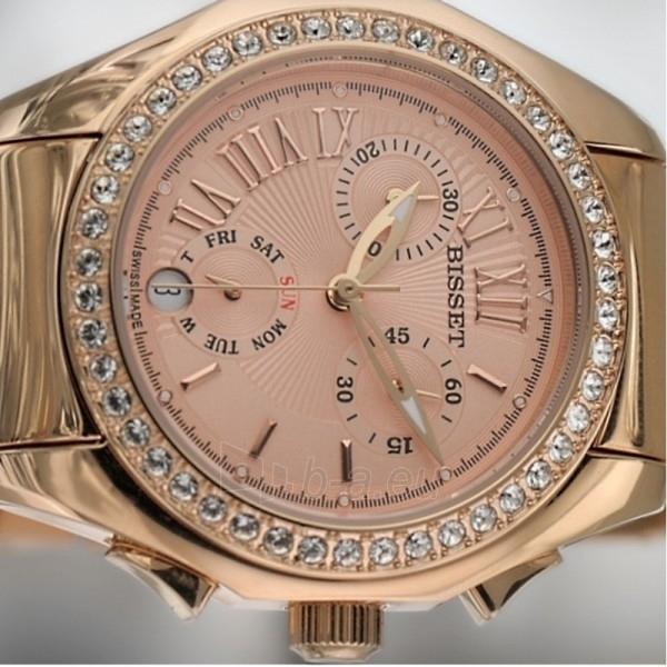 Moteriškas laikrodis BISSET Collar BSBD82RWRX05BX Paveikslėlis 2 iš 9 30069505703