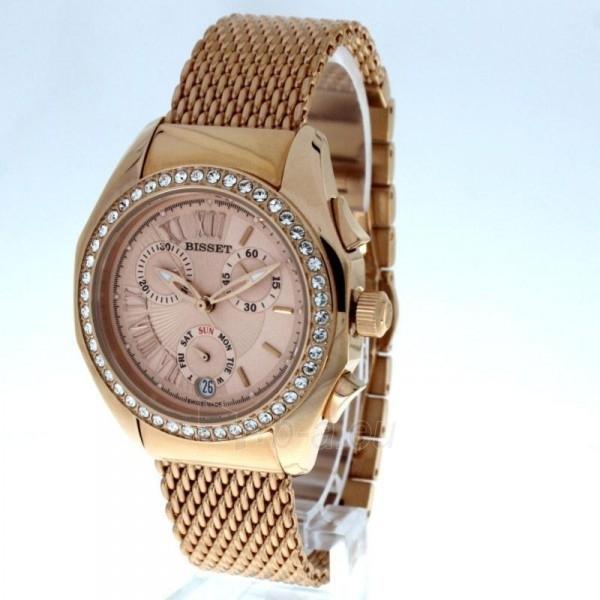 Moteriškas laikrodis BISSET Collar BSBD82RWRX05BX Paveikslėlis 3 iš 9 30069505703