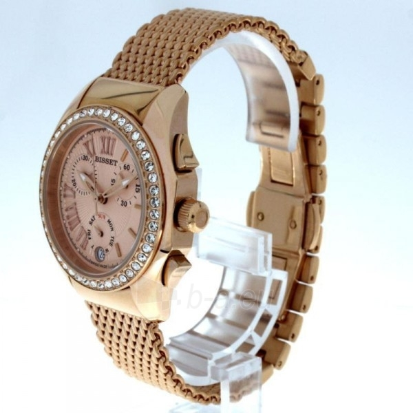 Moteriškas laikrodis BISSET Collar BSBD82RWRX05BX Paveikslėlis 4 iš 9 30069505703