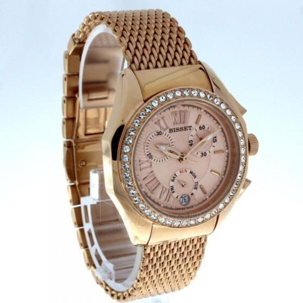 Moteriškas laikrodis BISSET Collar BSBD82RWRX05BX Paveikslėlis 9 iš 9 30069505703
