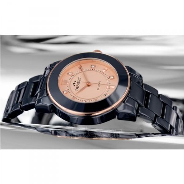 Moteriškas laikrodis BISSET Dark Side BSPD69RIRX03BX Paveikslėlis 1 iš 2 30069505752