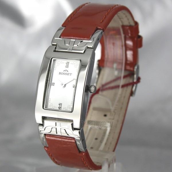 Moteriškas laikrodis BISSET Duble BB BSAD11SISX03B1 Paveikslėlis 1 iš 7 30069505756