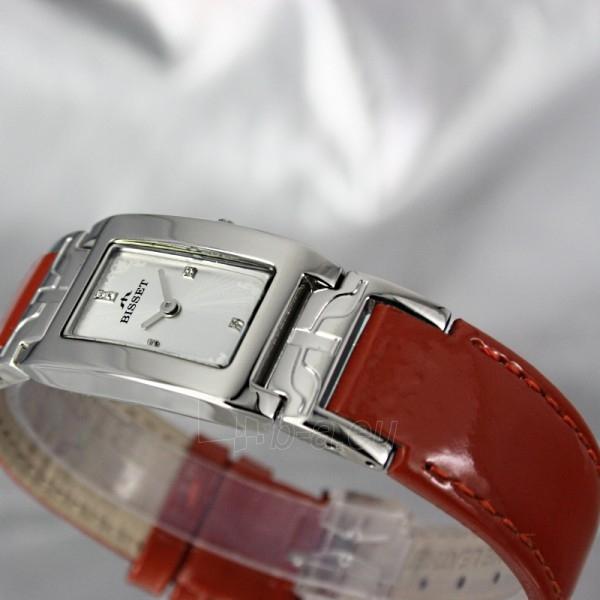 Moteriškas laikrodis BISSET Duble BB BSAD11SISX03B1 Paveikslėlis 5 iš 7 30069505756