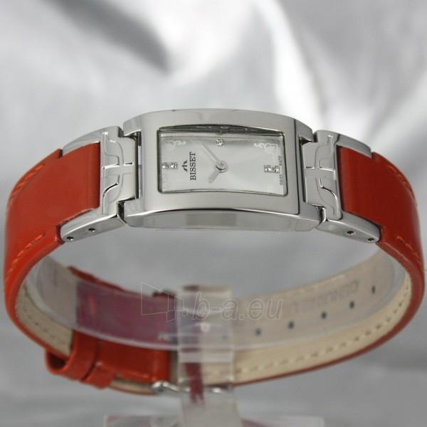 Moteriškas laikrodis BISSET Duble BB BSAD11SISX03B1 Paveikslėlis 6 iš 7 30069505756