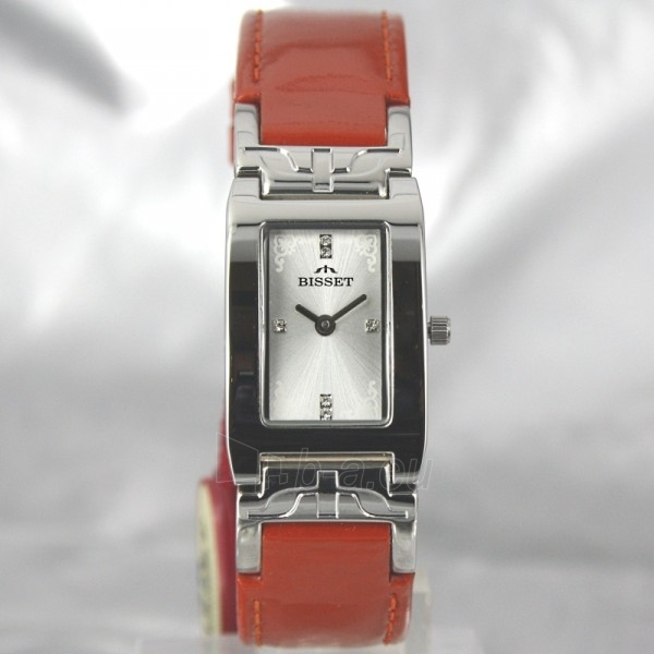 Moteriškas laikrodis BISSET Duble BB BSAD11SISX03B1 Paveikslėlis 7 iš 7 30069505756