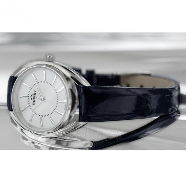 Moteriškas laikrodis BISSET Iriss BSAC95SIWX03B1 Paveikslėlis 1 iš 2 30069508646