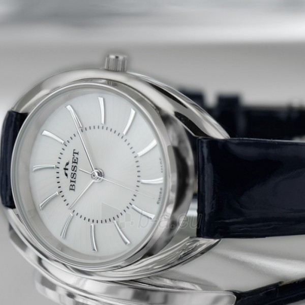 Moteriškas laikrodis BISSET Iriss BSAC95SIWX03B1 Paveikslėlis 2 iš 2 30069508646