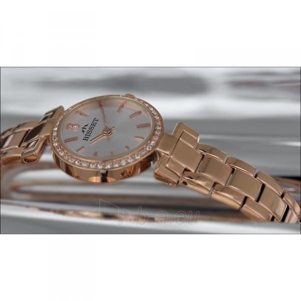 Moteriškas laikrodis BISSET Lalalush BSBE08RISX03BX Paveikslėlis 1 iš 2 30069505790