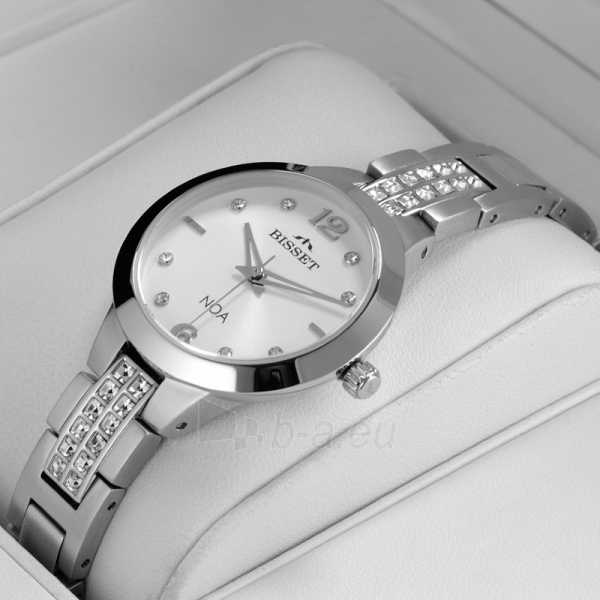 Women's watches BISSET NOA BSBE77SMSX03BX Paveikslėlis 2 iš 4 310820170808