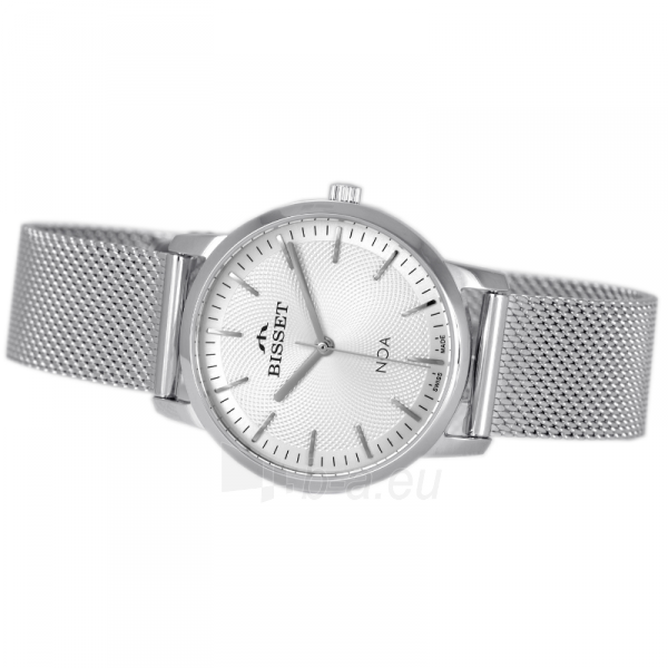Moteriškas laikrodis BISSET NOA BSBE91SISX03BX Paveikslėlis 2 iš 2 310820139982
