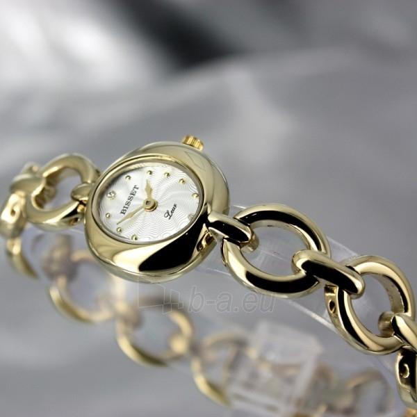Женские часы BISSET Petit BSBD06 LG WH Paveikslėlis 4 iš 7 30069505715