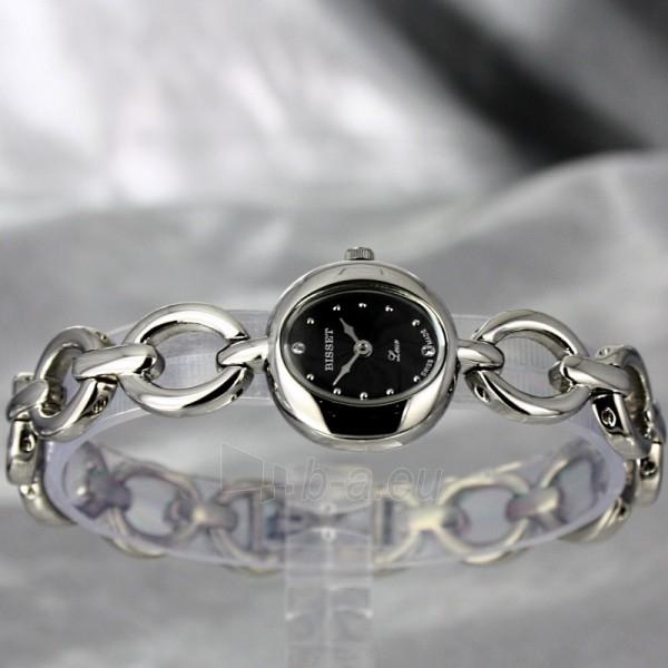 Moteriškas laikrodis BISSET Petit BSBD06 LS BK Paveikslėlis 3 iš 6 30069505716