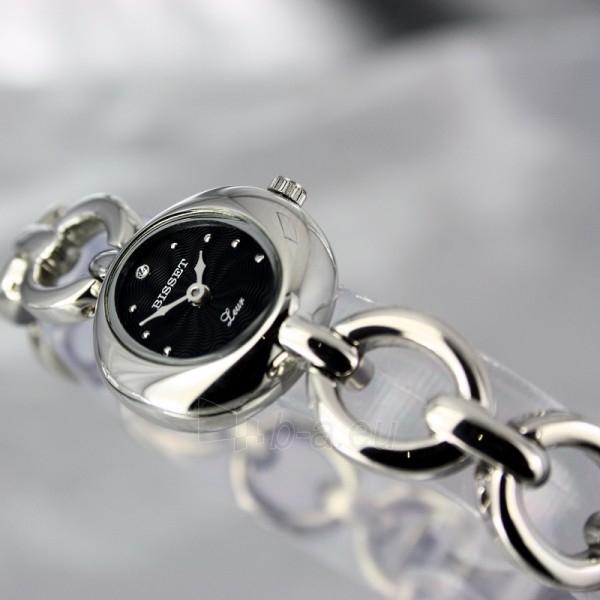 Moteriškas laikrodis BISSET Petit BSBD06 LS BK Paveikslėlis 4 iš 6 30069505716