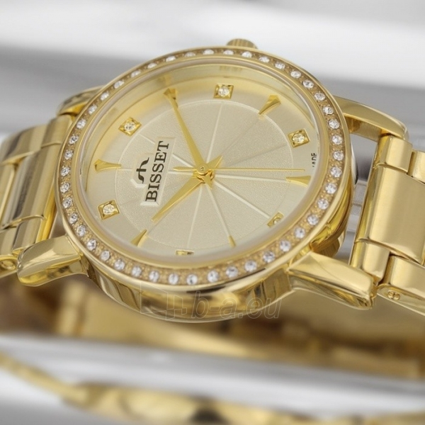 Women\'s watches BISSET Philadelphia BSBD86GIGX05BX Paveikslėlis 2 iš 2 30069506539