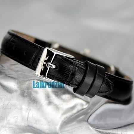 Moteriškas laikrodis BISSET Quaracyt BS25B85 LS WH BK Paveikslėlis 4 iš 6 30069505720