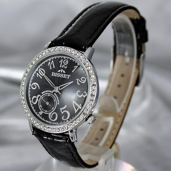 Women's watch BISSET Queen Ice BSAX01Q LS BK BK Paveikslėlis 1 iš 6 30069505721