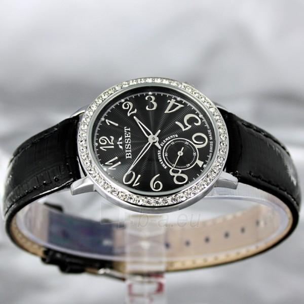 Women's watch BISSET Queen Ice BSAX01Q LS BK BK Paveikslėlis 3 iš 6 30069505721