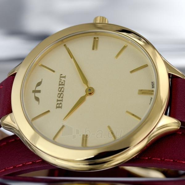 Moteriškas laikrodis BISSET Ribbon long BSAE20GIGX03B1 Paveikslėlis 1 iš 2 30069509263