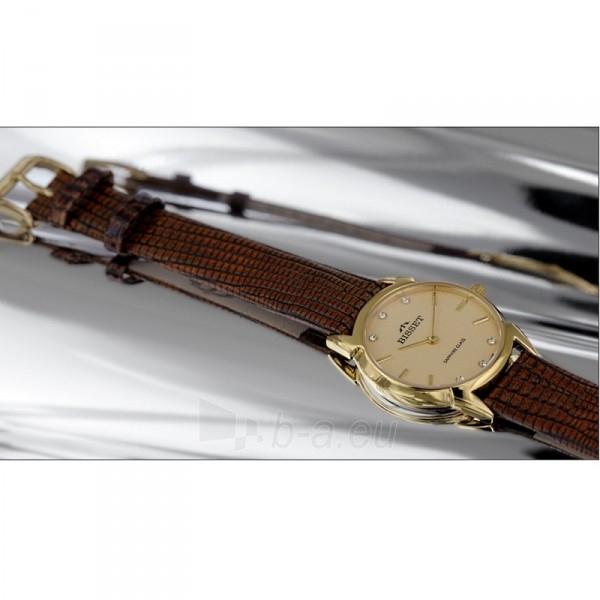 Moteriškas laikrodis BISSET Safona BSAD61GIGX03BX Paveikslėlis 1 iš 2 30069505726