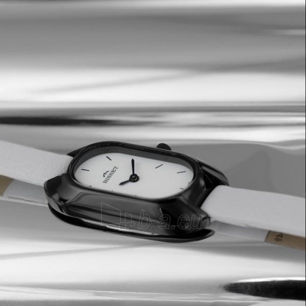 Moteriškas laikrodis BISSET Sissone BSAD49BIWX03BX Paveikslėlis 2 iš 9 30069505733