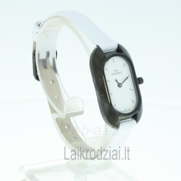 Moteriškas laikrodis BISSET Sissone BSAD49BIWX03BX Paveikslėlis 8 iš 9 30069505733