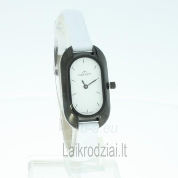 Moteriškas laikrodis BISSET Sissone BSAD49BIWX03BX Paveikslėlis 9 iš 9 30069505733