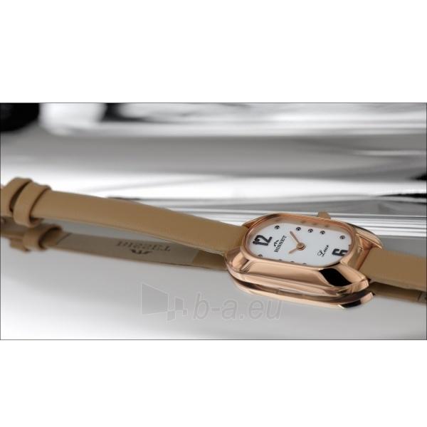 Moteriškas laikrodis BISSET Sissone BSAD49RMWX03BX Paveikslėlis 1 iš 2 30069505735