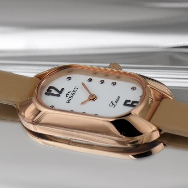 Moteriškas laikrodis BISSET Sissone BSAD49RMWX03BX Paveikslėlis 2 iš 2 30069505735
