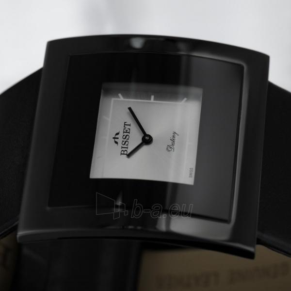 Moteriškas laikrodis BISSET Small Destiny BSAD35BISX03BX Paveikslėlis 9 iš 9 30069505739