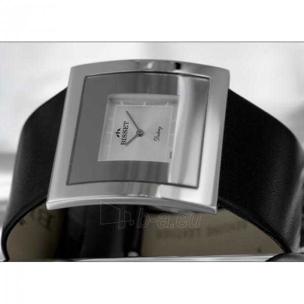 Moteriškas laikrodis BISSET Small Destiny BSAD35SISX03BX Paveikslėlis 1 iš 2 30069505740