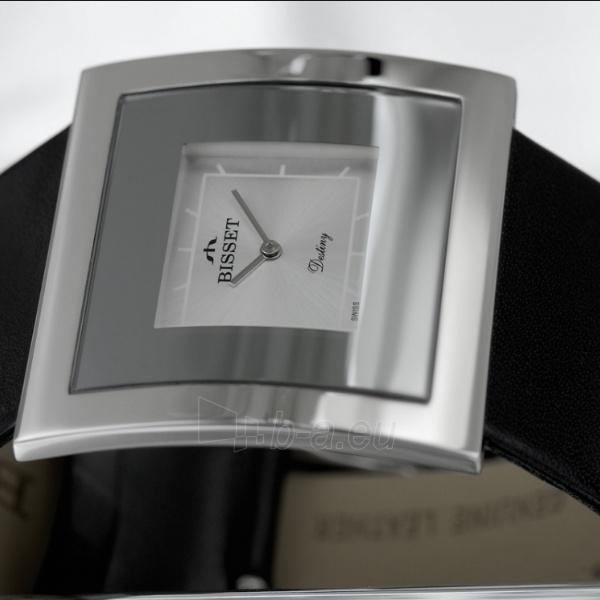 Moteriškas laikrodis BISSET Small Destiny BSAD35SISX03BX Paveikslėlis 2 iš 2 30069505740