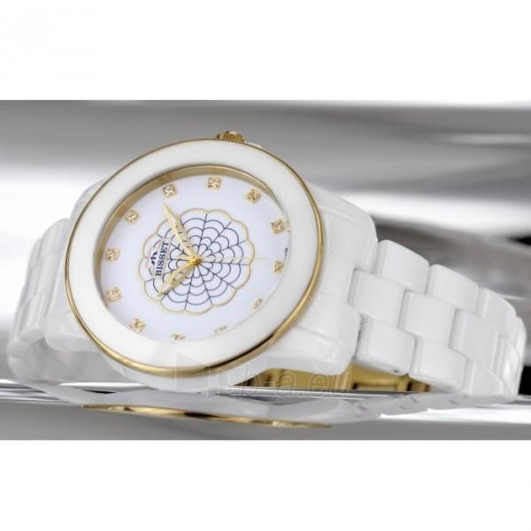 Moteriškas laikrodis BISSET Spider BSPD72GIWX03BX Paveikslėlis 1 iš 2 30069509266